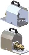 Педаль с ножным управлением RF 80/500 80 л/мин  вход1/2 Bsp (Г) выход1/2 Bsp (Г)