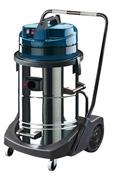 MEC WD 629 PLUS Пылесос для сух. и влажн. уборки,тележка, 3 турб,3500 Вт,78л,Floymix,полн. компл.