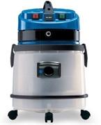 MEC IDROCLEAN Ковровый экстрактор, пласт. бак, водн. НЕРА-фильтр, 1 турб, 27 л, бак для химии 6,2 л.