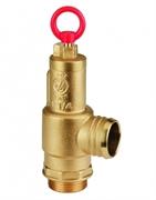 """Предохранительный клапан давления 1""""1/2 BSP со шланговым соединением"""