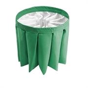 Гофрированный фильтр, зеленый, класс M Гофрированный фильтр, зеленый, класс M 69043420