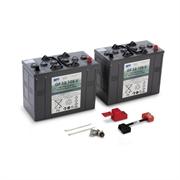 Комплект батарей, 24 V, 105 Ah, необслуживаемая Комплект батарей, 24 V, 105 Ah, необслуживаемая 40354490