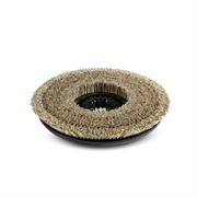 Мягкая дисковая щетка, мягкий, натуральный, 385 mm Мягкая дисковая щетка, мягкий, натуральный, 385 mm 49050200