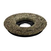 Дисковая щетка, мягкий, натуральный, 330 mm Дисковая щетка, мягкий, натуральный, 330 mm 63698920