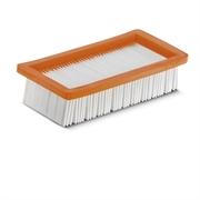 Плоский складчатый фильтр к пылесосам для золы и хозяйственным пылесосам Плоский складчатый фильтр к пылесосам для золы и хозяйственным пылесосам 64159530