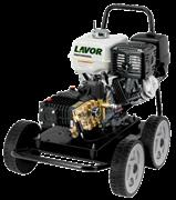 Бензиновая минимойка LAVOR Professional Thermic 11 HF (с двигателем Honda)