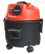 Пылесос для сухой и влажной уборки WL092A-15LPS PLAST (с розеткой)