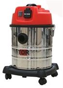 Пылесос для сухой и влажной уборки WL092A-20L INOX (с розеткой)