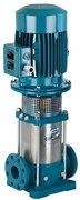 Вертикальный многоступенчатый насос Calpeda MXV 100-6506-2R