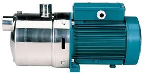 Горизонтальный многоступенчатый насос Calpeda MXH 206