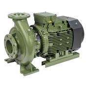 Насосный агрегат моноблочный фланцевый SAER IR 80-160B