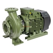 Насосный агрегат моноблочный фланцевый SAER IR 40-125B