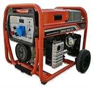 Бензиновый сварочный генератор ZMW 200 DC