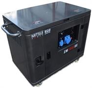 Генератор бензиновый ZM 7000 SE