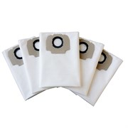 Scrubtec professional K4 синтетические мешки для пылесоса KARCHER WD4, WD5, WD6 - 5 штук
