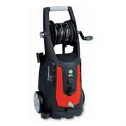 Аппарат высокого давления без нагрева воды IPC Portotecnica G 165-C P I 1610AO-M (барабан, 12м шланг, манометр, латунная помпа) (170 бар)