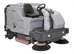 Поломоечная машина с сиденьем для оператора Nilfisk SC8000 1600LPG
