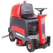 Поломоечная машина с сиденьем для оператора Cleanfix RA 800 SAUBER