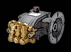 Насосы HAWK с фланцем электродвигателя