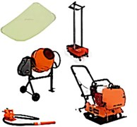 Строительное оборудование