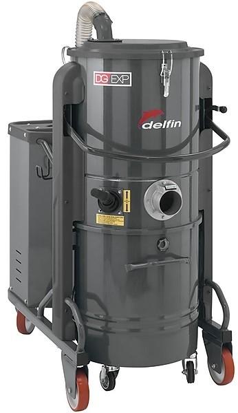Промышленный пылесос Delfin DG 30 EXP - фото 10157