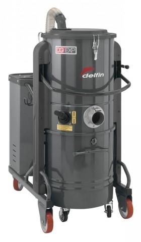 Промышленный пылесос  DELFIN DG 50 EXP SE - фото 10475