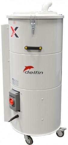 Промышленный пылесос  DELFIN DIRECT X AS 20 - фото 10490
