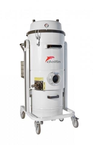 Пневматический пылесос  DELFIN 352 DS AIREX 2V - фото 10513
