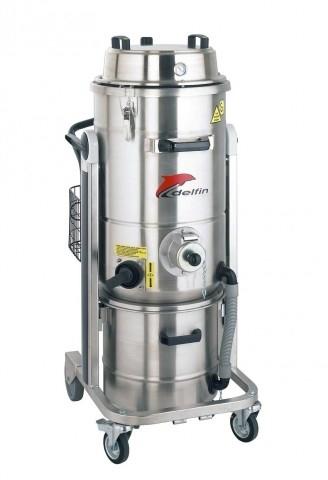 Пневматический пылесос  DELFIN 352 DS AIREX 1V - фото 10517