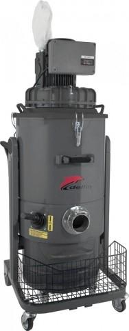 Промышленный пылесос Zefiro DG30 ECO, 380 В, 2,2 кВт - фото 10533