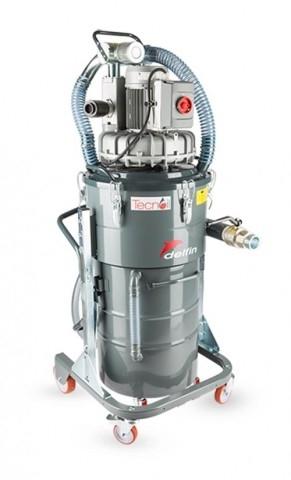 Промышленный пылесос  DELFIN TECNOIL 100 IF - фото 10555