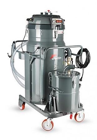 Промышленный пылесос  DELFIN TECNOIL 400 IF - фото 10561