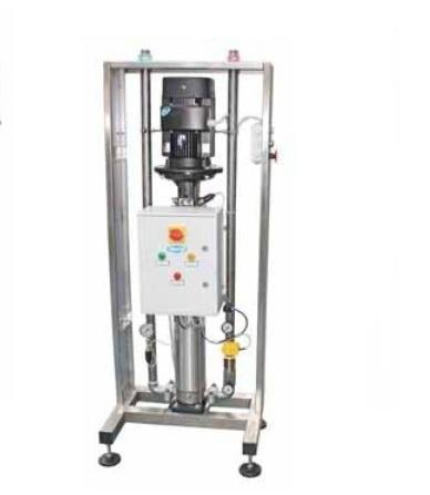 Моечная центробежная система Hydra 40/75 с преобразователем, на 3 оператора, 75 л/мин, 40 бар - фото 11580