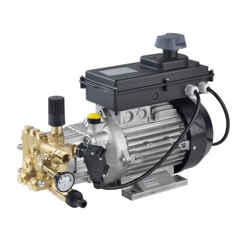Насос плунжерный MTP AXR 8/120 с эл. двигателем 220 В - фото 12962