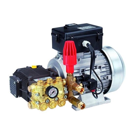 Насос плунжерный MTP FW2 4030 +VA 15/200 с эл. двигателем 5,6 Квт 380 В - фото 13033
