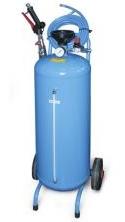 Пеногенератор 50л окрашенный (синий) без пистолета - фото 13176