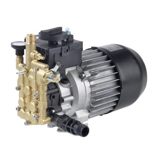 Насос плунжерный MTP KSR 1/70 с эл. двигателем 220 В - фото 13388