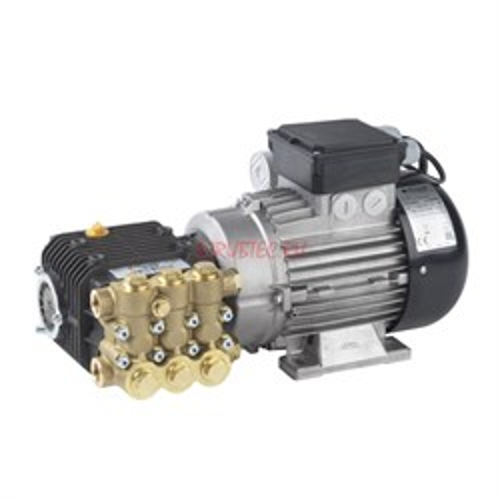 Насос плунжерный MTP LW 1/70 с эл. двигателем 220 В - фото 13461