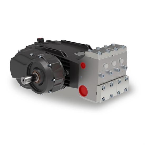 Насос плунжерный высокого давления HPP ESR 106/250; 106 л/мин; 250 бар.; 1500 об/мин; 52 кВт. - фото 16404