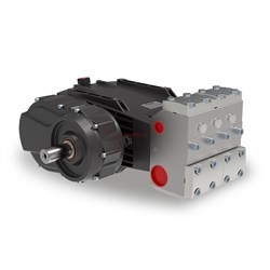 Насос плунжерный высокого давления HPP EFR 183/120; 183 л/мин; 120 бар.; 1500 об/мин; 43 кВт. - фото 16405