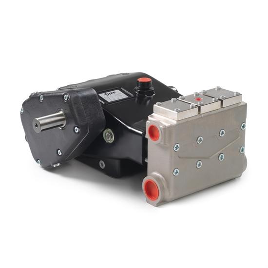 Насос плунжерный высокого давления HPP ELR 128/120; 128 л/мин; 120 бар.; 1615 об/мин; 24,9  кВт. - фото 16417