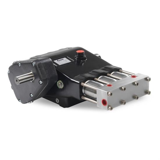 Насос плунжерный высокого давления HPP ELHR 38/500. 38л/мин; 500 бар.; 1500 об/мин; с ред. 36 кВт. - фото 16505
