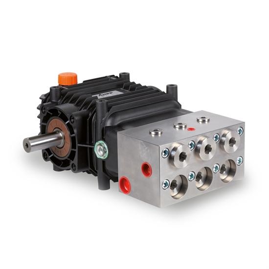 Насос плунжерный высокого давления HPP CL 66/140  66 л/мин; 140 бар.; 1000 об/мин;  18,5 кВт. - фото 16537