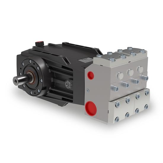 Насос плунжерный высокого давления HPP EF 127/180. 127 л/мин; 180 бар.; 1000 об/мин; 45 кВт. - фото 16559