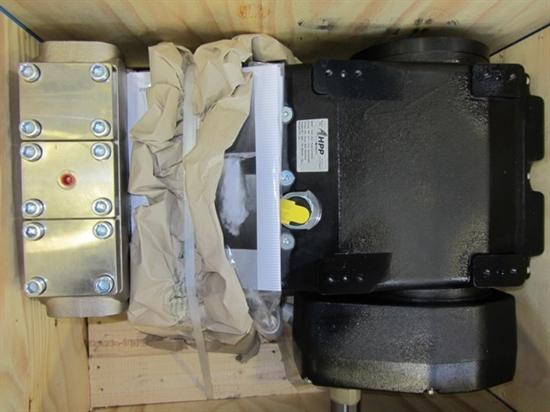 Насос плунжерный высокого давления HPP SLR 263/160. 261 л/мин; 160 бар.; 1500 об/мин; с ред; 81 кВт. - фото 16714