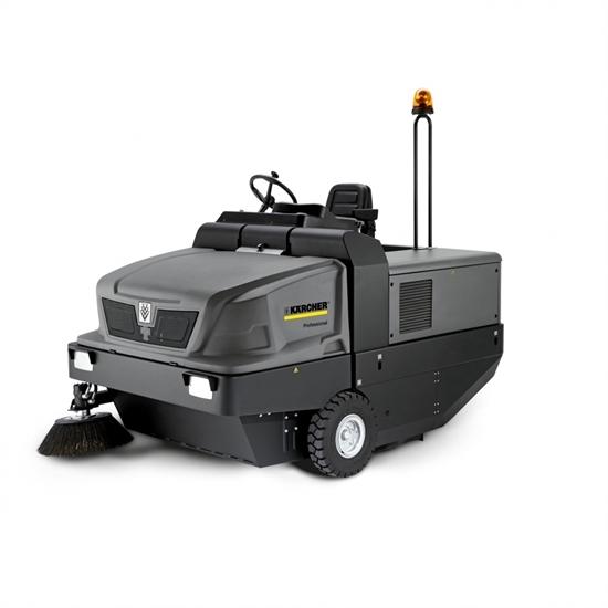 Подметально-всасывающая машина KM 150/500 BAT 11861250 - фото 22219
