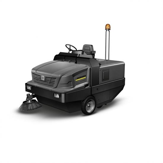 Подметально-всасывающая машина KM 150/500 LPG 11861230 - фото 22228