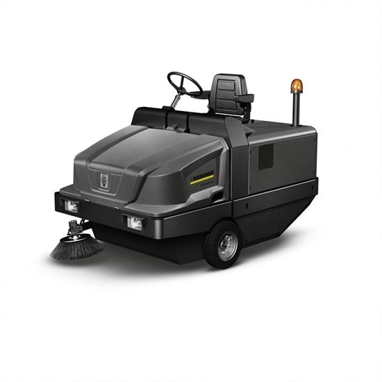 Подметально-всасывающая машина KM 130/300 LPG 11861210 - фото 22610