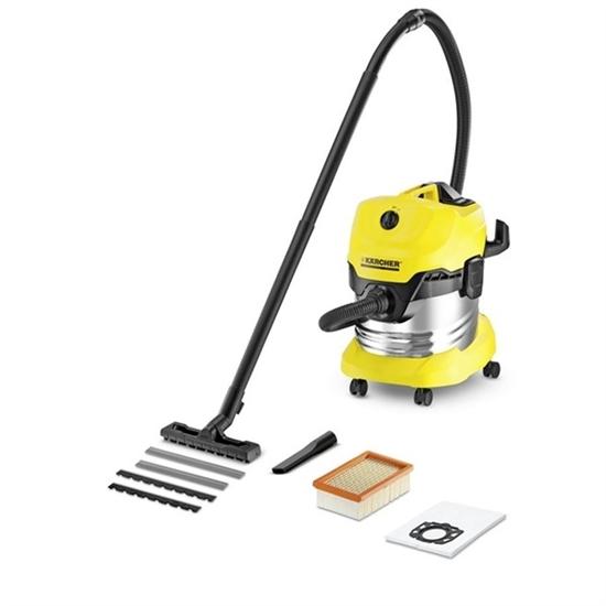 Хозяйственный пылесос Karcher WD 4 Premium - фото 23001