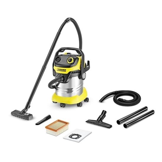 Пылесос Karcher WD 5 Premium Renovation Kit - фото 23017
